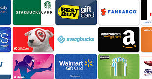 multi gift cards