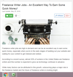 freelancer writer picture