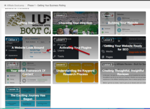 Bootcamp Training Level 1