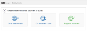 Domain Name Screenshot