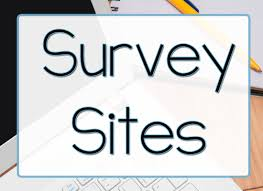 survey sites